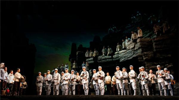 山东歌舞剧院民族歌剧《沂蒙山》