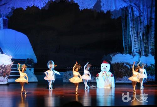2018北京大型童话剧《丑小鸭》演出时间+地点+门票[墙根网]