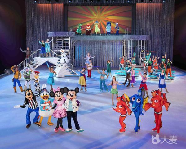 冰上迪士尼2018北京站(时间+地点+门票+交通)[墙根网]